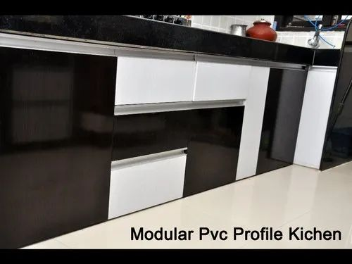 Pvc Cabinet Modular Pvc Kitchen Cabinet Manufacturer From Ahmedabad