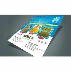 Pamphlets Design Service