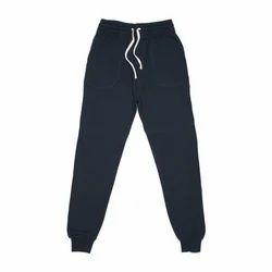 Mens Black Jogger Pant, Size : S - XXL