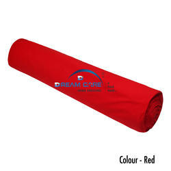 Red Color Dry Baby Sheet Roll