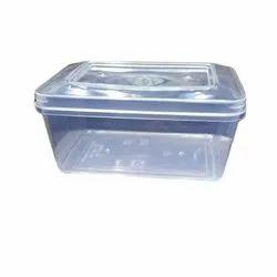 Rectangle Transparent Plastic Boxes