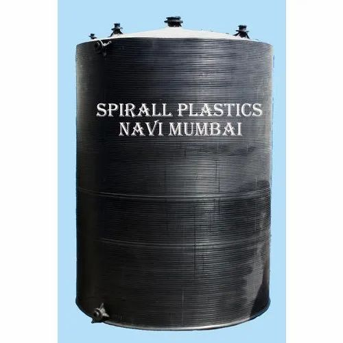 Manufacturer of Spiral Tanks & Chemical Storage Tanks by