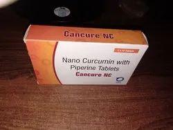 Nano Curcumin with Piperine Tablets