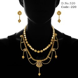 Royal Rajwada Necklace Set
