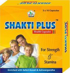 Shakti Plus Health Capsule