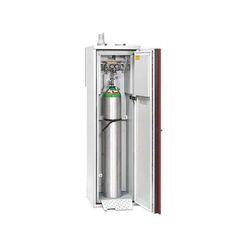 Safety Cabinet For Pressurized Gas Cylinder
