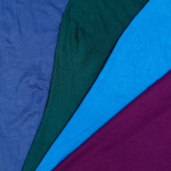 Casual Wear Plain Viscose Knitted Fabric, Gsm: 150-200, Packaging Type: Roll