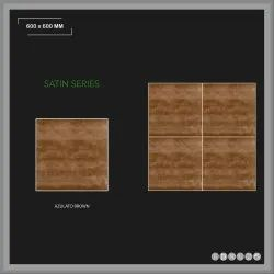 Azulato Brown Ceramic Vitrified Tiles