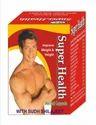 Super Health Herbal Capsule, Packaging Type: Box
