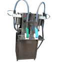 Manual Toilet Cleaner Filling Machine