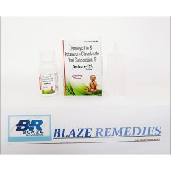 Anicav Ds, Amoxicillin Clavulanate Dry Syrup