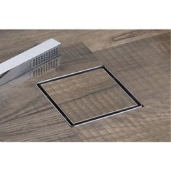 Steel Tile Marble Grating 5 , Thickness: 16 mm, Size: Medium