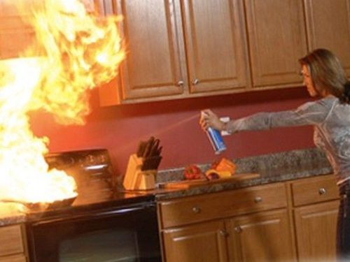 Kitchen Fire Extinguisher at Rs 5000 /piece   Narasingapuram   Salem ...
