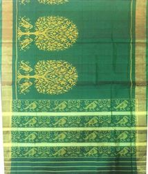 Traditional Rajkot Patola Saree