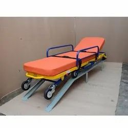 Hospital Mobile Stretcher Cum Trolley