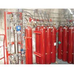 High Pressure CO2 System