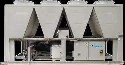 Daikin Air Cooled Screw Chillers, Capacity: 50-500T R