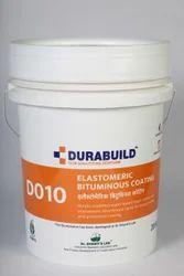 DURABUILD ELASTOMERIC BITUMINOUS COATING, for Construction