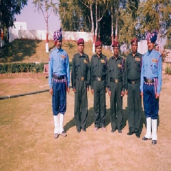 18 - 45 Years Ex-Servicemen Security Guards