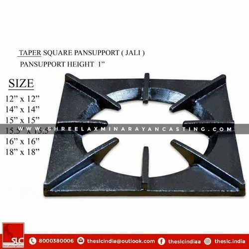 SLC Cast Iron Pan Support