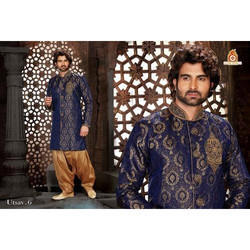 Heavy Designer Wedding Sherwani