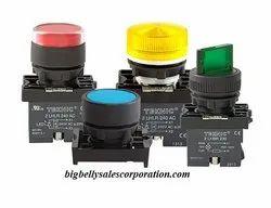 Pilot light LED indicator