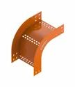 Vertical Outer Bend for Perforated Cable Tray (Radius Type)