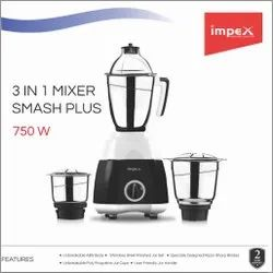 3 In 1 Mixer Grinder - (Smash Plus)