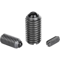 Ball Spring Plungers