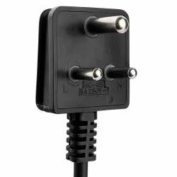 Power Cord 6a 250v Ac Avb In 1.5,2,2.5,3mtr MCE-4/S