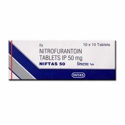 Niftas 50 Tablets