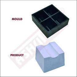 Cover Block Moulds for Footing - 75mm (4 Cavity)