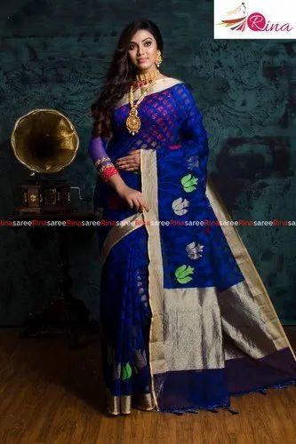 Patola Jamdani Saree