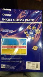 Oddy Inject Coated Glossy Paper A4