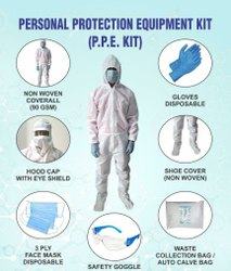 90 GSM PPE KIT (SITRA CERTIFIED)