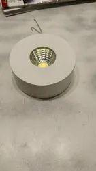 ME Metal Round LED Surface Mounted Light, 3watt