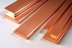 Jans Copper Flat Bars for Manufacturing and Construction