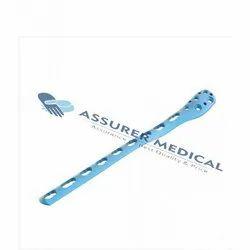 Lateral Distal Fibula Locking Plate