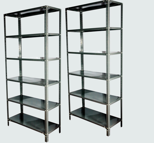 Iron Industrial Shelves Rs 2500 Unit National Steel