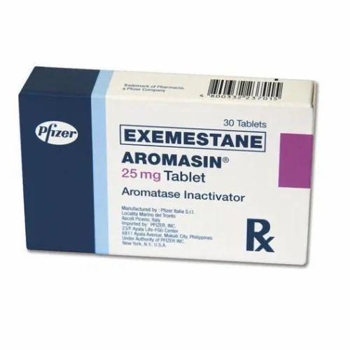 Aromasin (Exemestane) 25mg