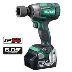 Hitachi Cordless Impact Wrench 18v Wr18dbdl2