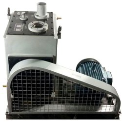5000 LPM Double Stage Belt Drive Vacuum Pump