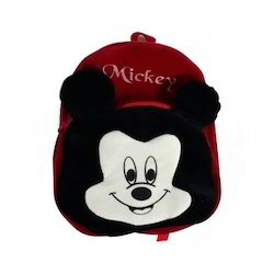 Kids Mickey School Bag