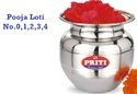Stainless Steel Smooth Finish Lota