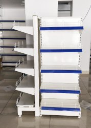 5 Shelves Supermarket Rack