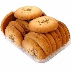 Cookie Bites Salty and Namkeen Ajwain Bakery Cookies