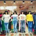 Women Cotton Printed Fancy Top