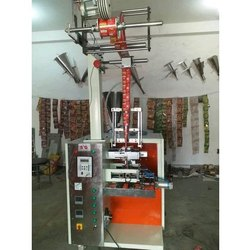 Ketchup Liquid Oil Packaging Machine