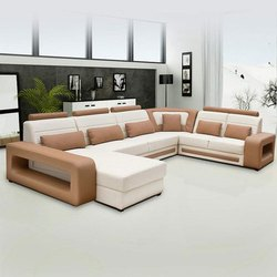 Cushion Back Sofa Set, for Hotel