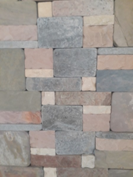 Block Stone Tiles, 10-15 Mm